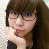 【#眼鏡女子】ネット系はブルーライト対策の画像