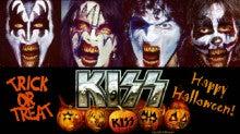 KISS Zombie Halloween