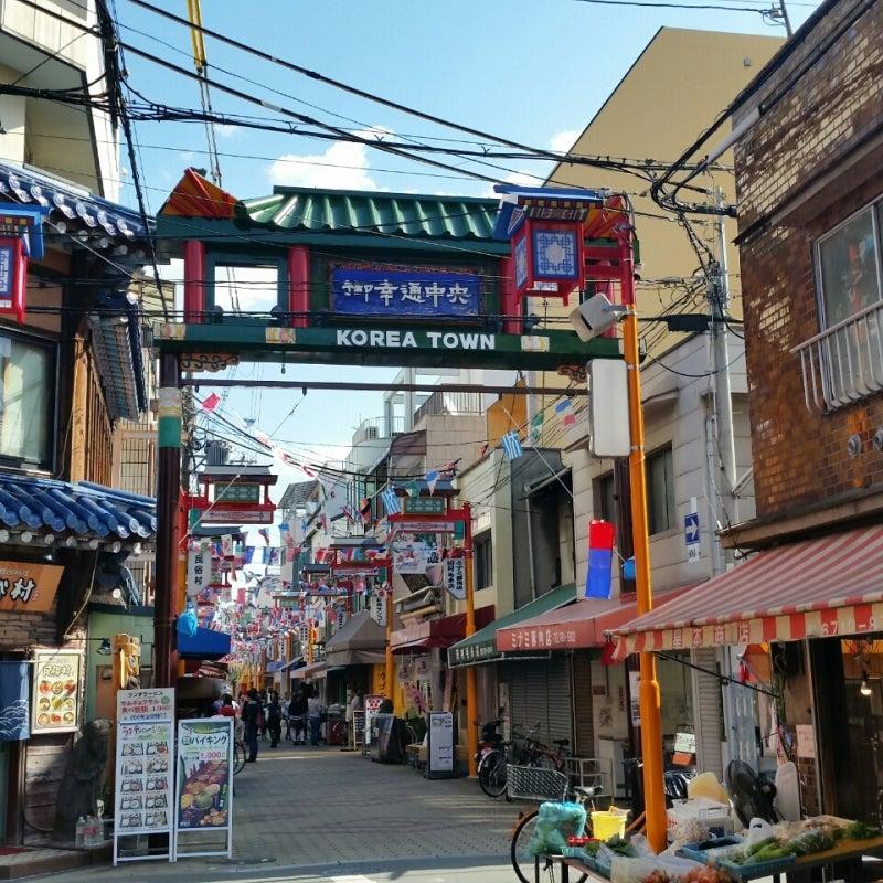 ☆日本・韓国・台湾など☆いちこのまんぷく記録大阪・生野コリアンタウンではえごまの葉が安かった!
