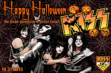 KISS Happy Halloween
