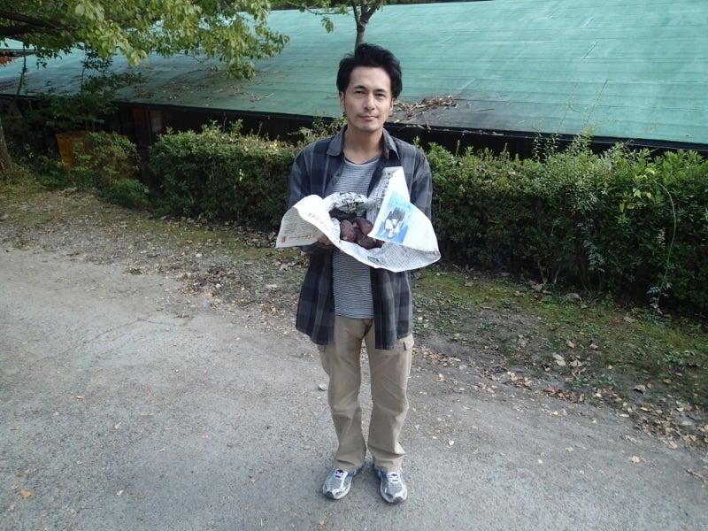 石焼き芋体験04