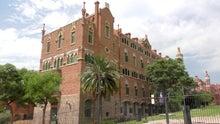 バルセロナ サンパウ病院2
