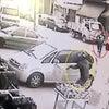 ▼唸声ブラジル映像/強盗が私服警官の乗った自動車のドアを開けた瞬間に・・・の画像