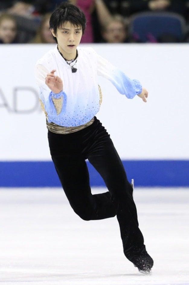 カナダ フィギュア スケート