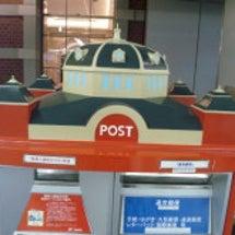 東京駅のポスト