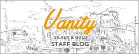 VANITY スタッフブログ バナー