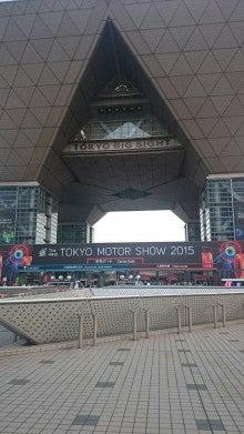 東京モーターショー2015開催中