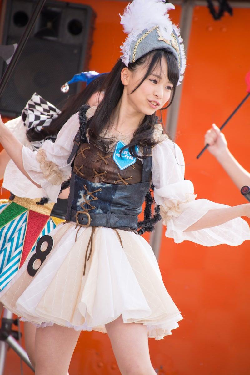 倉野尾成美さんのコスチューム