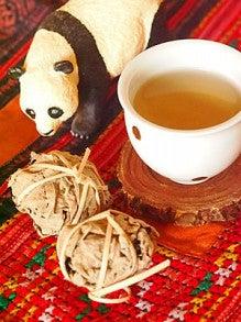 首飾りみたいな海南島の茶外茶 |...