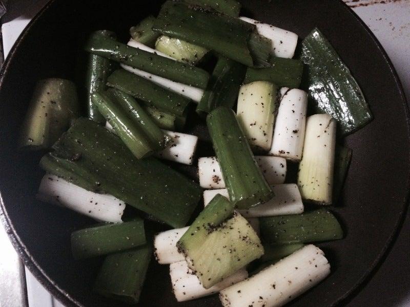ネギ三昧!ワットの簡単サロン・レシピ2.2