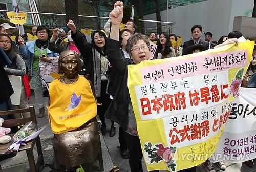 日本と中国の真実に迫る!なぜ慰安婦像を設置するのか?