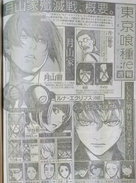 東京喰種:re51話 感想