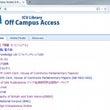 Off Campus…