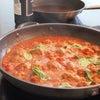 ミートボールトマトソースの画像