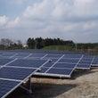 施工中の低圧分譲太陽…