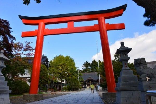 函館の奥座敷に鎮座する・湯倉神社 | 黄昏YAJIROの新御朱印帳