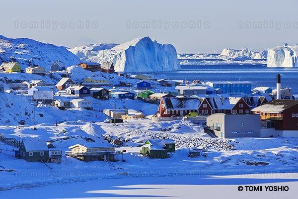 フロム・世界遺産写真家 富井義夫のブログ氷の島/グリーンランド 〜 私の好きな世界遺産  Part - 2