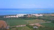 小浜島の展望台からの眺望