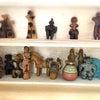 埴輪と土偶、土器 ガチャガチャの画像