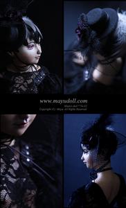 Mayu's doll-No.62「Odile」 オークション