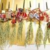 ■稲穂かんざし2016|その3|七福神・絵馬・水引・扇・椿|新春の縁起物・変わり稲穂かんざし。の画像