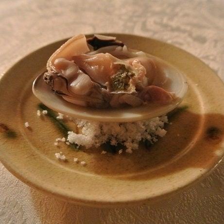 西麻布たかべ鮨 蛤
