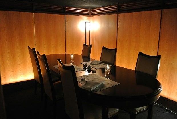 西麻布たかべ鮨 B1個室