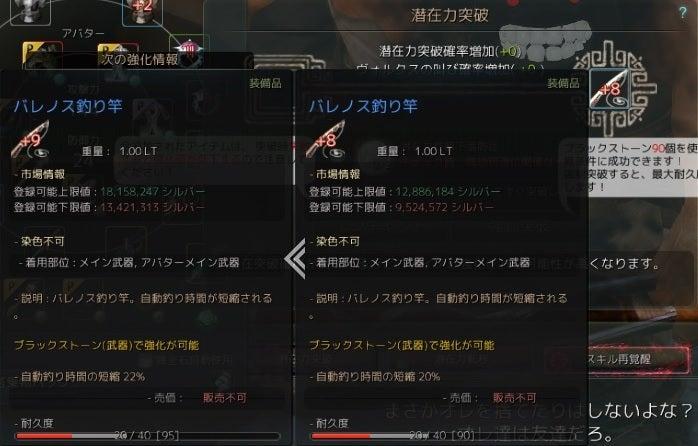 強化 ps4 黒い 砂漠 武器