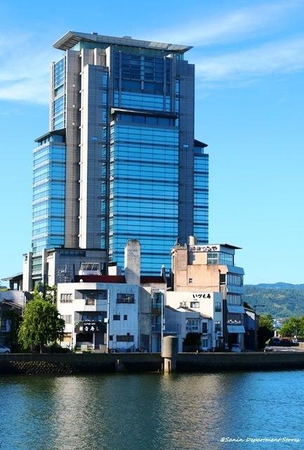 松江さん歩】 山陰合同銀行本店...