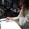 日本料理のテーブルマナーの打ち合わせの画像