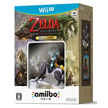 Wii U ゼルダの伝説 トライライトプリセス HD