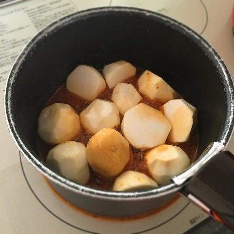 里芋 の 煮 っ ころがし 黄金 比