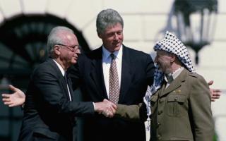 パレスチナ問題   THE SAME MOON...