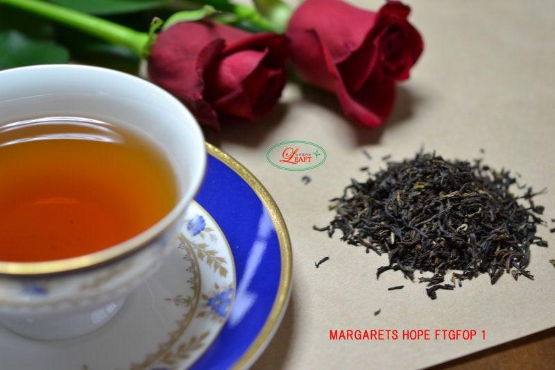 ダージリン紅茶マーガレットホープ茶園