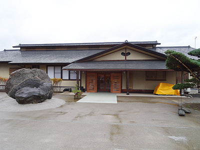 別荘佳景 ①チェクイン~お部屋へ | くまの温泉旅日記