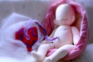 新生児人形