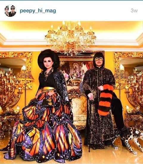 Резултат слика за peppy and mother lee