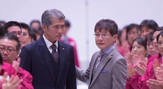 吉川晃司 スーツの着こなし