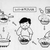 レバーの梅酒煮
