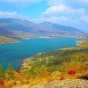 天空の湖の画像