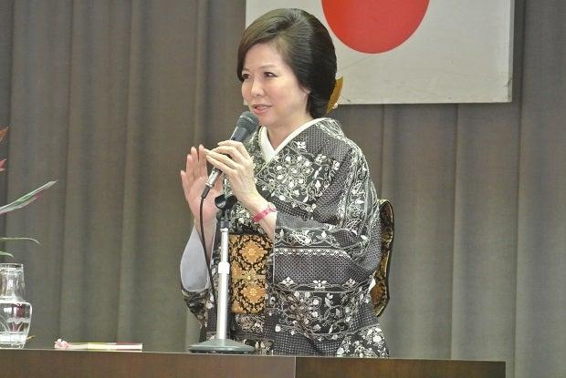 JAびえい記念講演 講師・伊藤由美ママ3