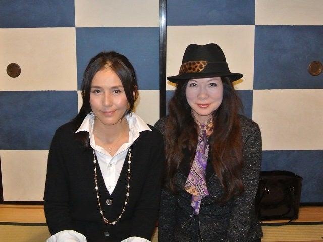 京都いもぼう 杉本彩さん&伊藤由美ママ