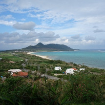 三日月の八重山島旅 …