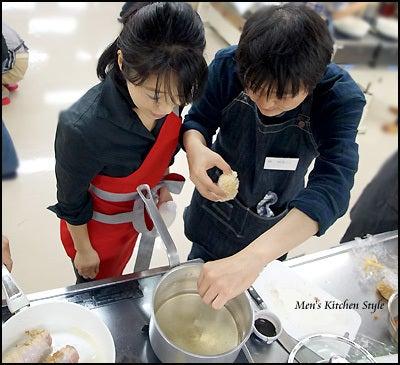男子料理教室 メンズキッチン