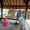 ボラボラ島のミュージシャン ココさんの画像
