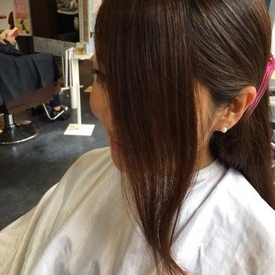 バッサリ 前髪カット でイメチェン! [再投稿]の記事に添付されている画像