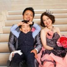 お子様と一緒の結婚式