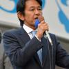 代表選挙街頭演説のお知らせ@新宿駅東南口駅前広場の画像