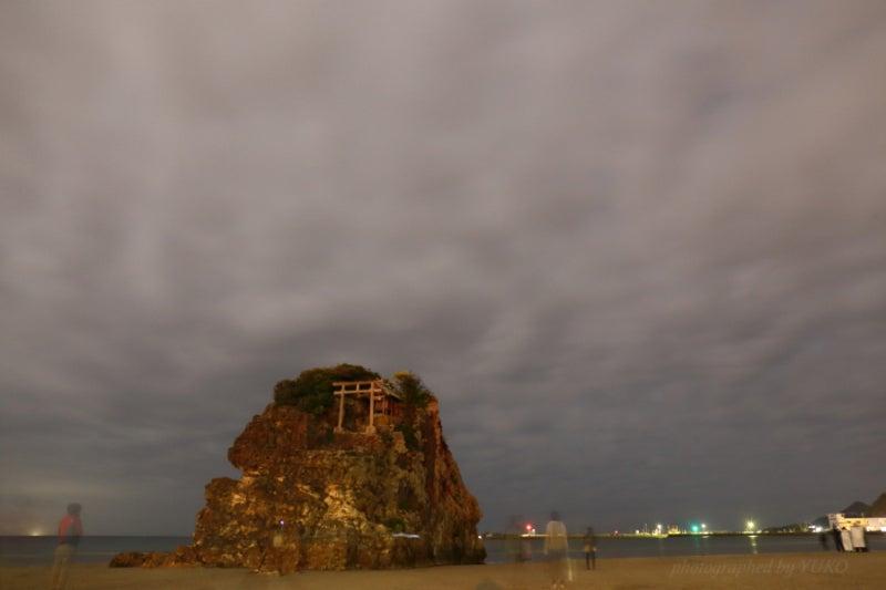 神迎神事 稲佐の浜