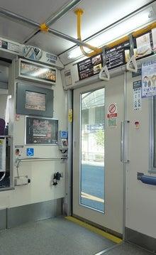 鹿児島市交通局1000形 | 車内観...